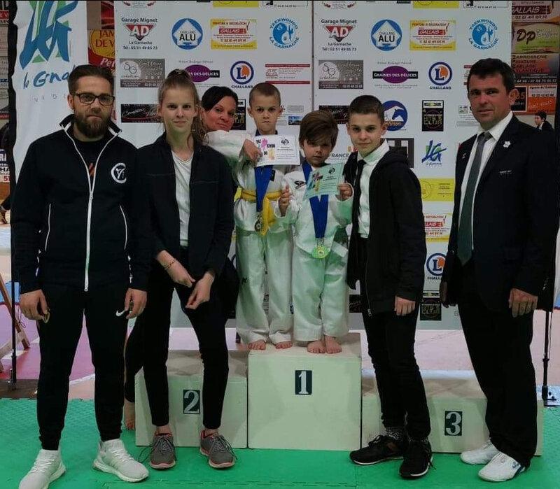 Critérium La Garnache 04 2019