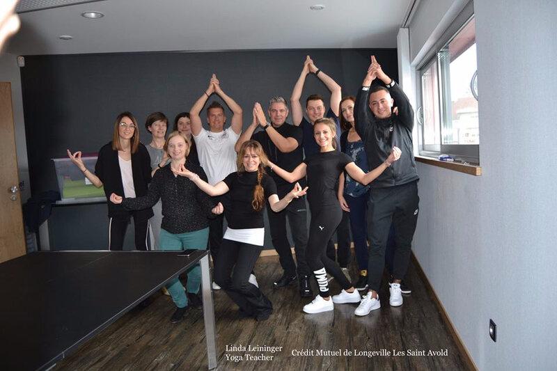 Linda Leininger Naturopathe - Professeur de Yoga 4