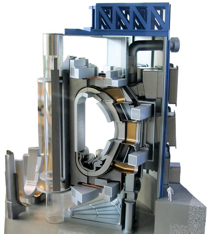 ITER-réacteur-Tokamak
