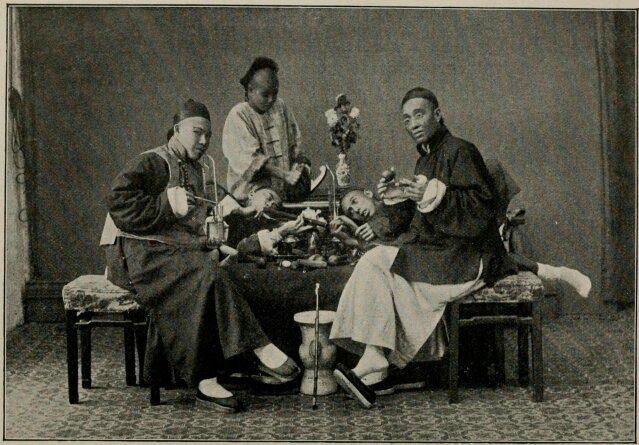 Opiumsmoking