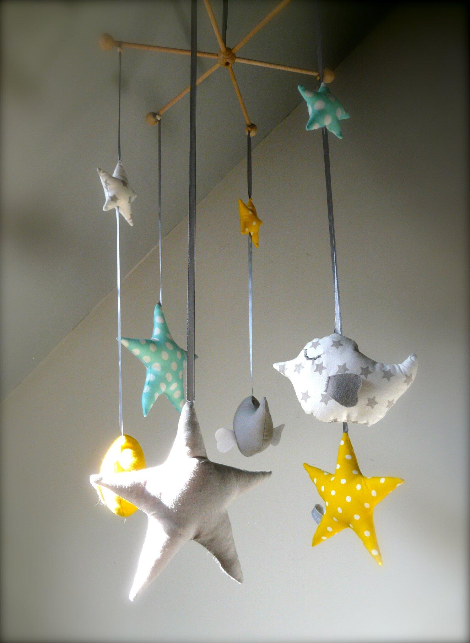 Des piou-pious et des étoiles... - Little Fish Shop