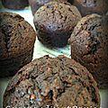 Fondant chocolat- noix de coco