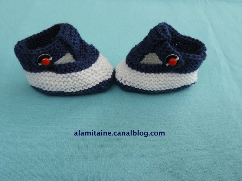 chaussons 160