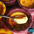 Crème aux œufs légère