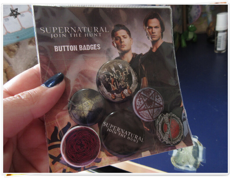badges Supernatural