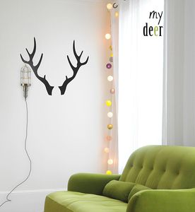 sticker-deer-lampe-carre