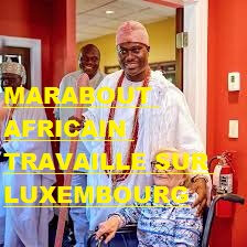 MARABOUT AFRICAIN LUXEMBOURG
