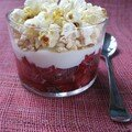 Crumble en pop-corn