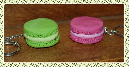portes_cles_macarons