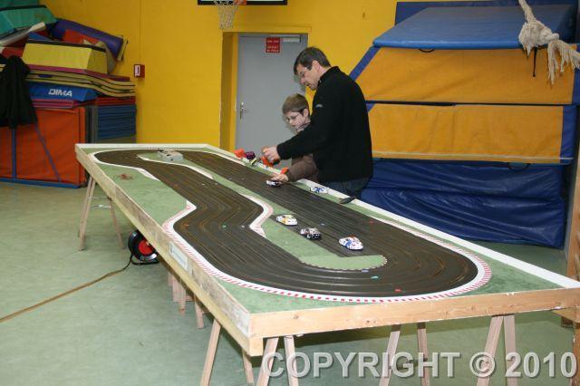 Circuit 4 voies Polistil