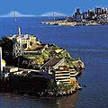 La Prison de l'île d'Alcatraz