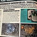 Warhammer underworlds : shadespire - nouveaux plateaux en vue !