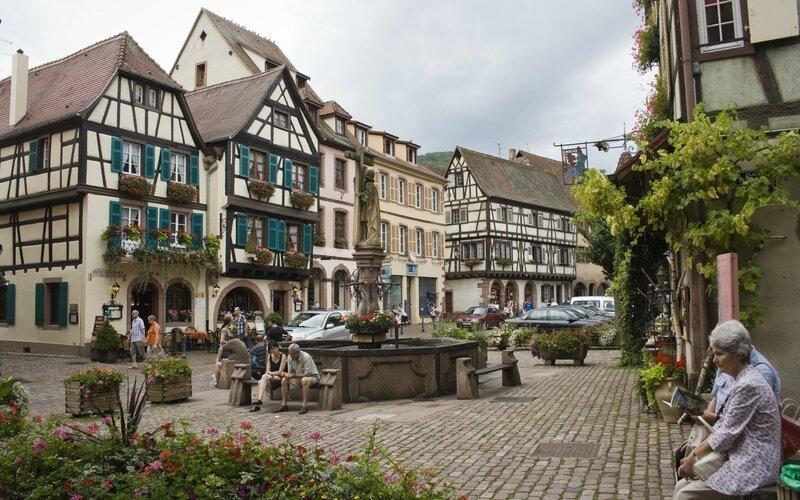 Kaysersberg - Haut-Rhin Alsace-CPQS