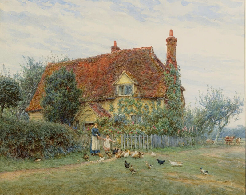 Helen Allingham Tutt'Art@ (19)