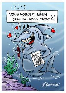 Requin croc