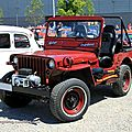 Willys jeep overland (regiomotoclassica 2011)