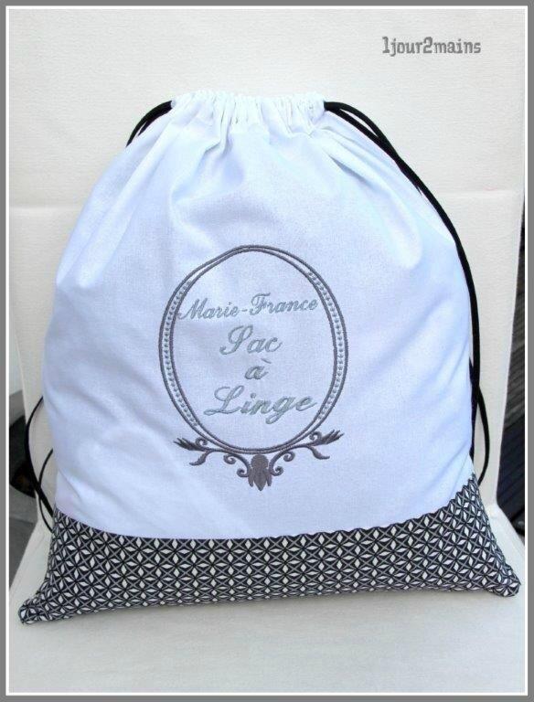 sac linge baroque mf