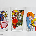 Verre collection ... candy et antony (1978) *