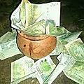 Rituel pour multiplier des billets de banque avec le medium voyant amansegbe