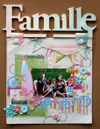 page sur cintre famille Valy