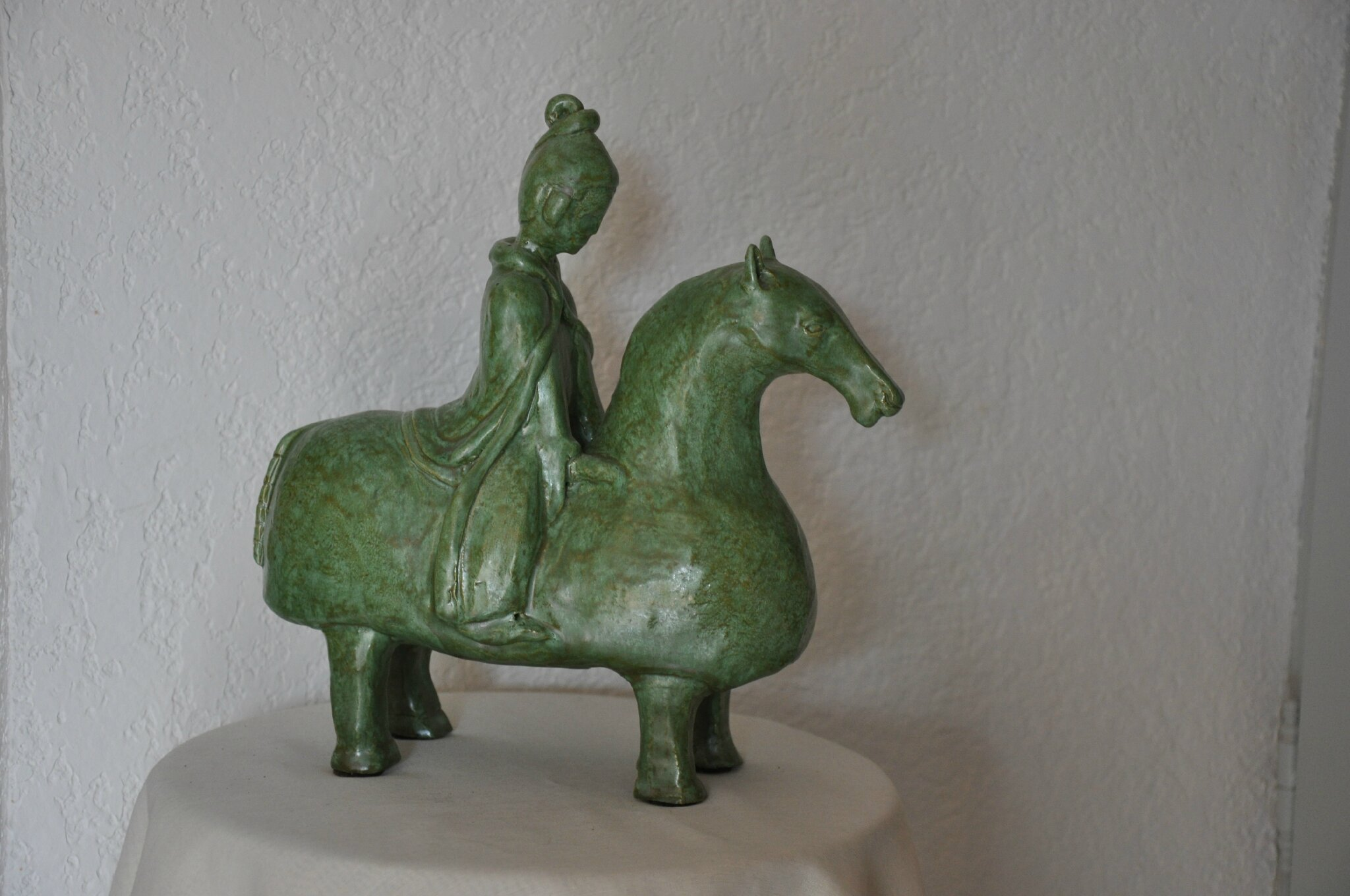 Le cheval chinois