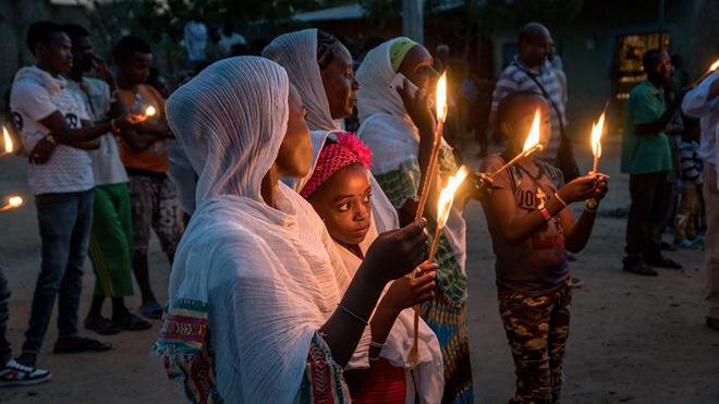 Afrique Berceau de l'humanité n