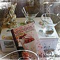 Présents offerts par ma Monique pour mon Anni * 2012