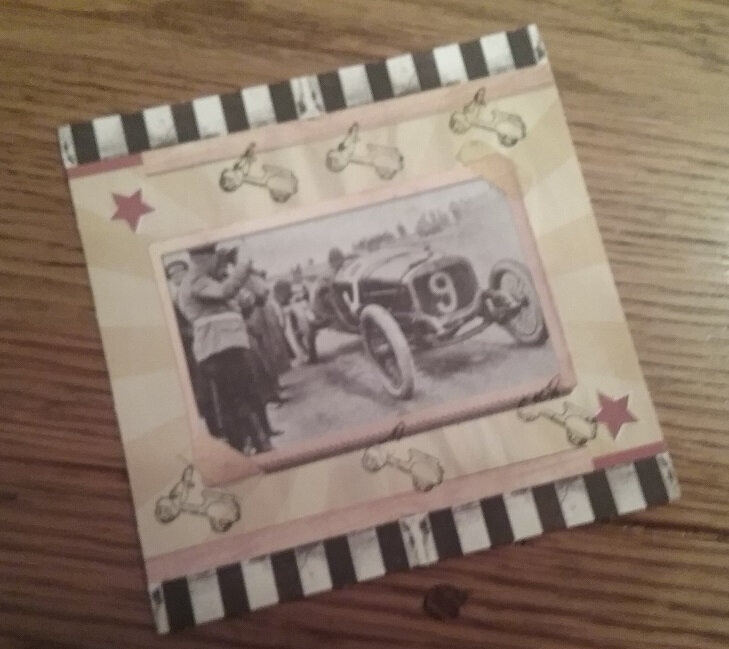 carte Sandrine