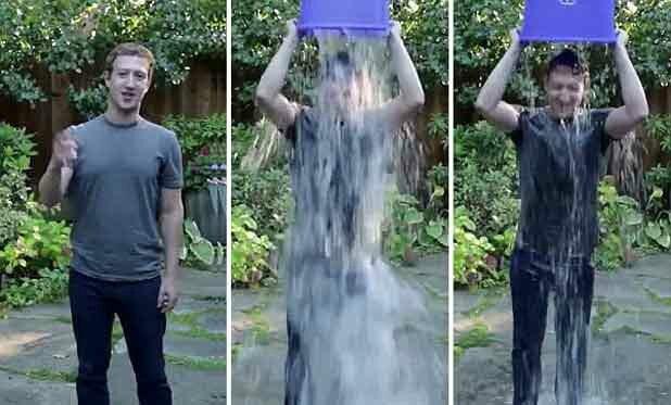 ice bucket show