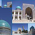 Ouzbekistan 3 et fin!