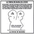 Mahungu l'homme originel selon la religion bukongo !