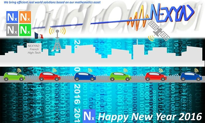 Happy New Year 2016 Automotive & Transportation