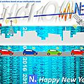 Nexyad, member of the groupement adas, wish you a happy new year 2016