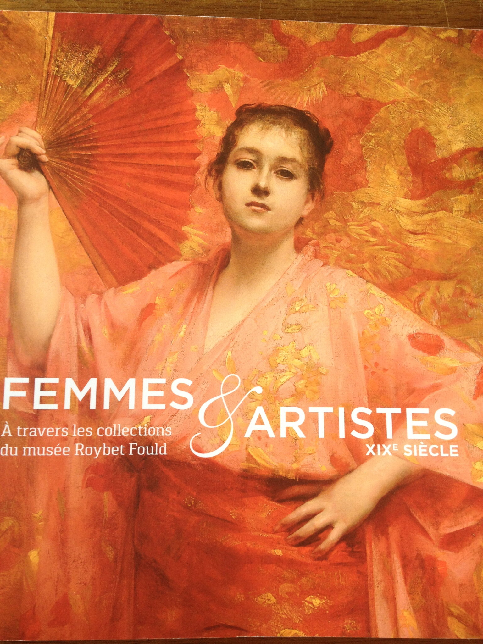 Juana Romani passe l'été 2014 chez les soeurs Fould au musée Roybet de Courbevoie