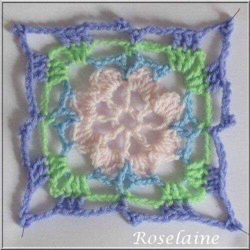 Roselaine138 granny Marjorie Simply crochet
