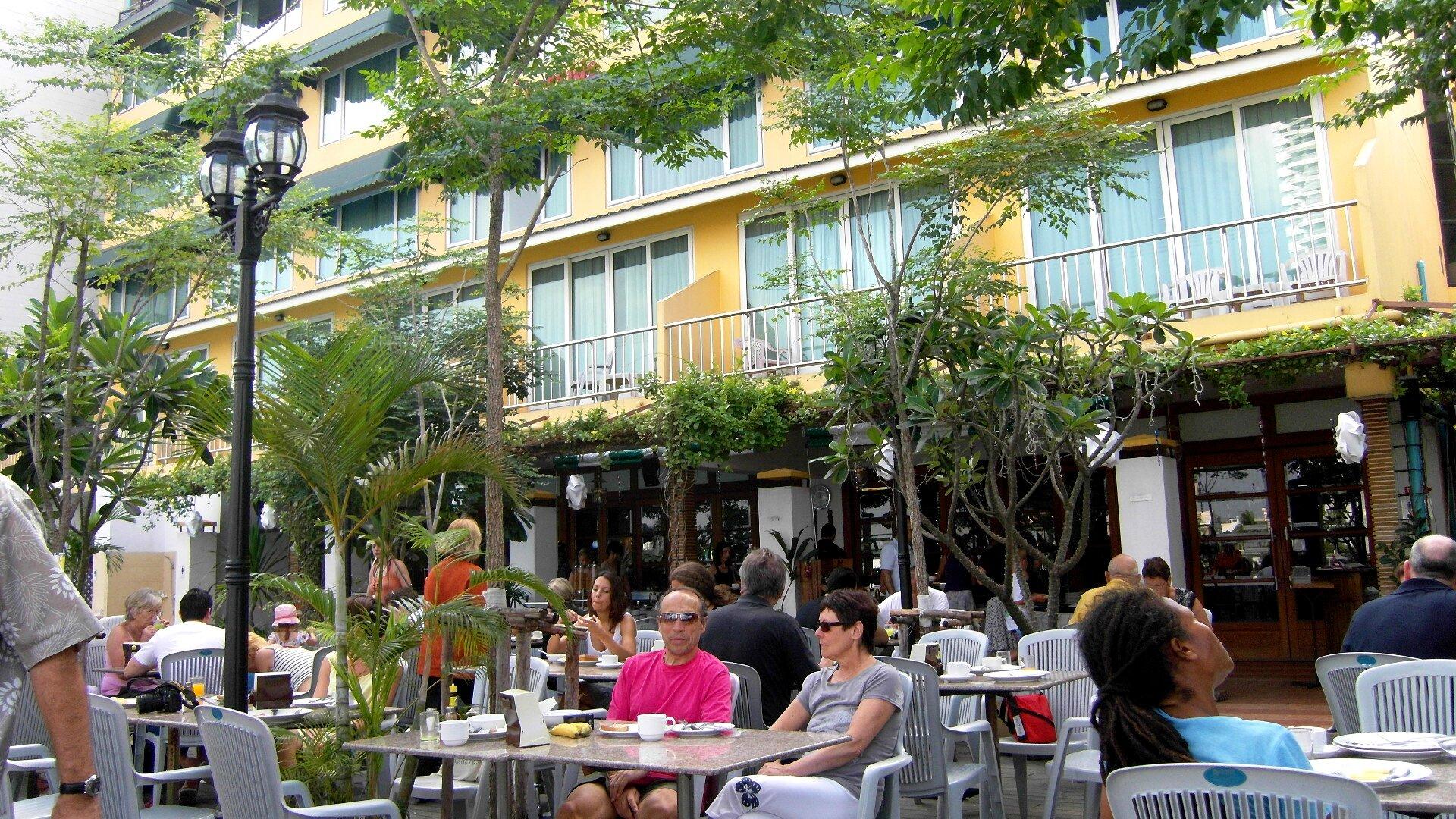 BANGKOK_New Siam2 hôtel