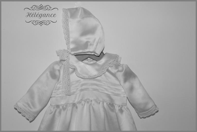 robe de baptême 8