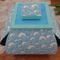 Boite corolle et sac a cadeaux n°464