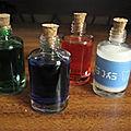 Les parfums magiques du maitre weweboyi