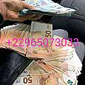 Portefeuille magique en euros,porte-monnaie magique en euros