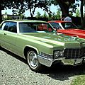 Cadillac calais hardtop sedan de 1969 (RegioMotoClassica 2011) 01