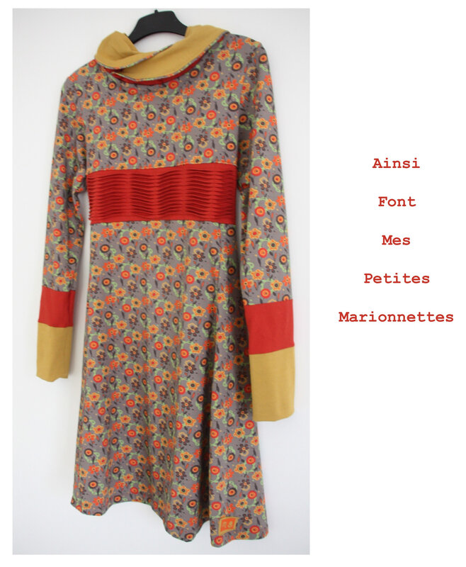 robe pli vague (1)