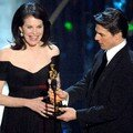 Sherry Lansing et Tom Cruise