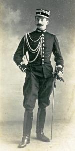 1905 Capitaine Camille Biesse