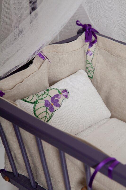 lit de poupée violet (2)