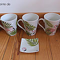 Mug flamant rose