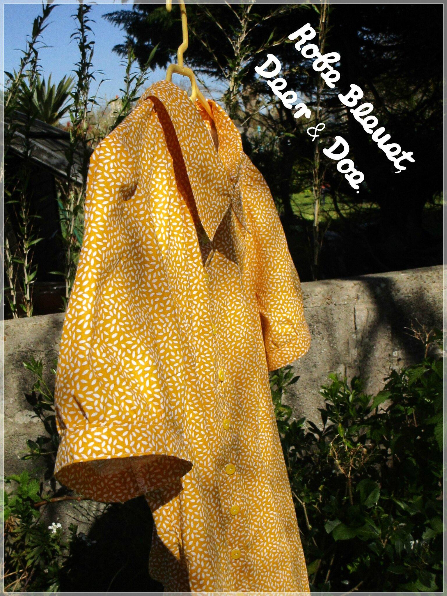 Robe Bleuet de Deer & Doe ...