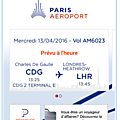 Paris aéroport la nouvelle application officielle