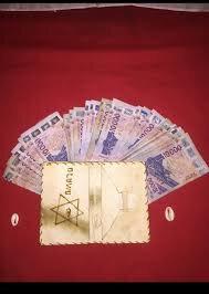 Le vrai portefeuille magique et la réactivation des faux portefeuilles magiques