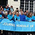 Marche journée mondiale autisme Bry-sur-Marne - 2ème édition